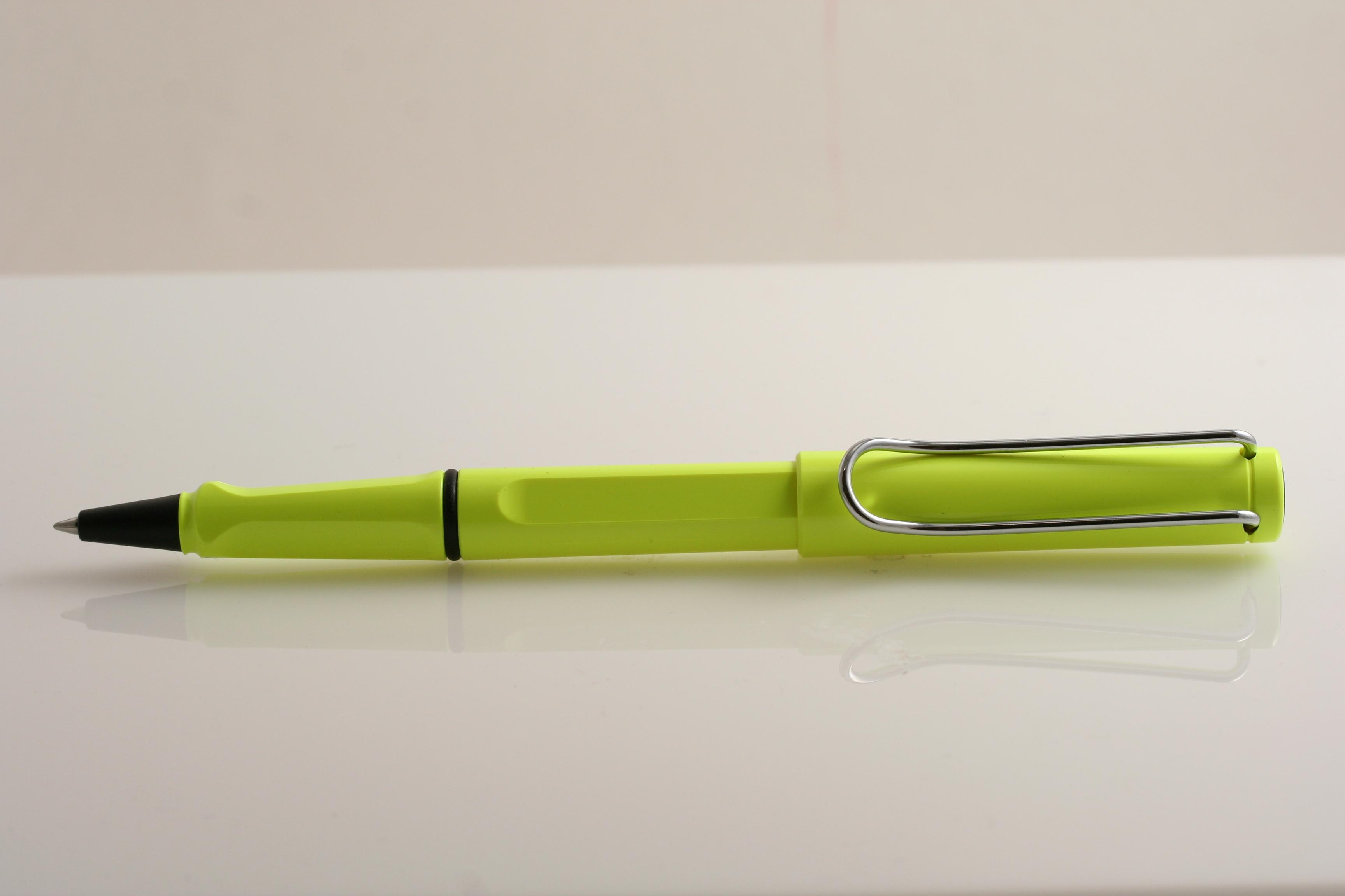 Lamy Noto Ballpoint Pen Black//Silver Brand New Pen in Lamy Box L283BK